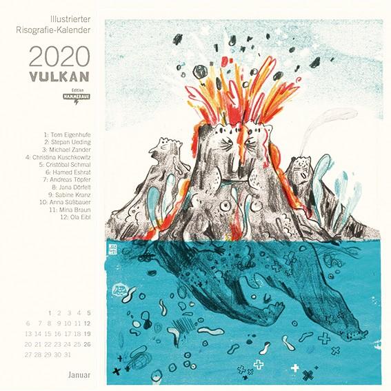 Vulkan - Kalender 2020