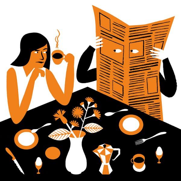 Doppelleben (Frühstück)