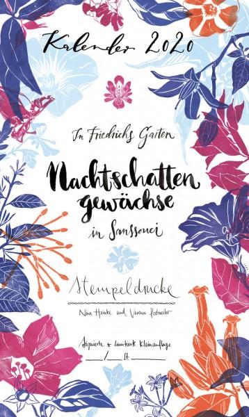 Nachtschattengewächse - Nina Heinke & Verena Postweiler
