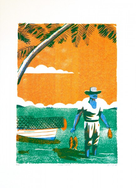 Second Catch – Daniel Haskett