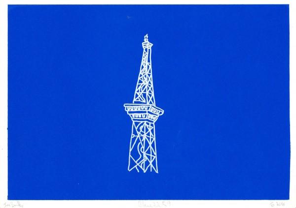 Blue 22.59 [Funkturm]