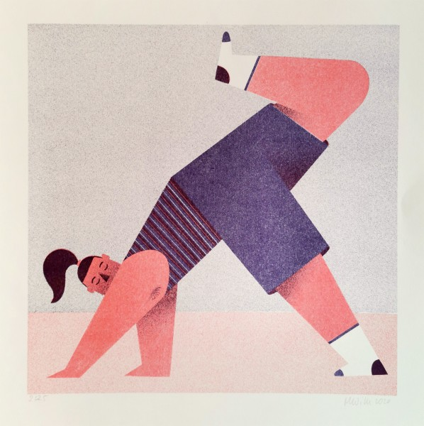 Turnerin - Magda Wilk