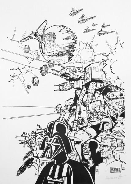 Star Wars (böse Seite)