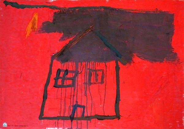 Rotes Haus - Klax Kinderkunstgalerie