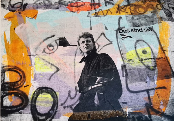David Bowie - Adeline Meilliez