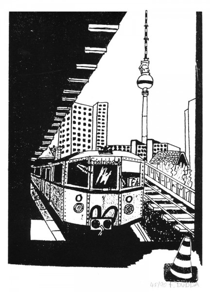 Berlin Stadtansicht Nr.3