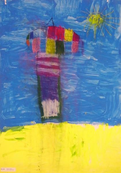 Fernsehturm Berlin - Klax Kinderkunstgalerie