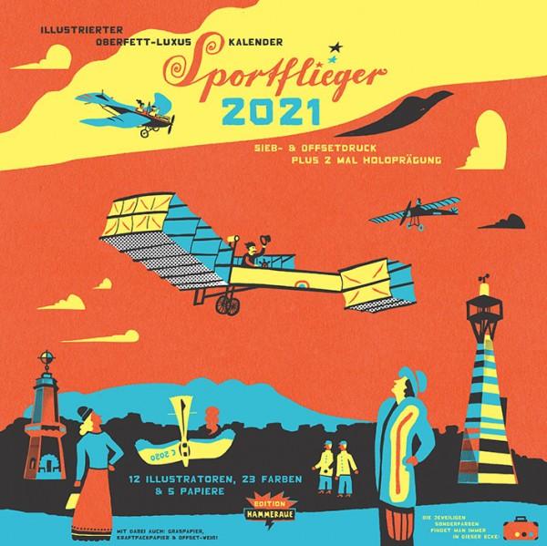 Sportfliger Kalender 2021 - Edition Hammeraue