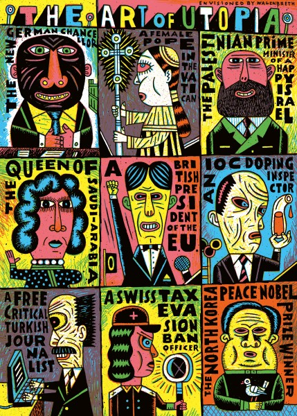 Henning Wagenbreth – The Art Of Utopie