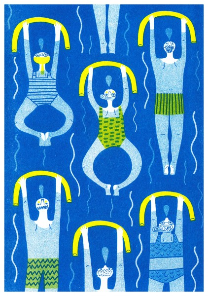 Swim Noodles – Mina Braun