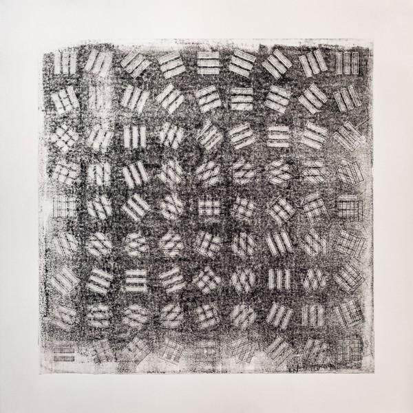 Hagen Thiel – Rotating Grid V