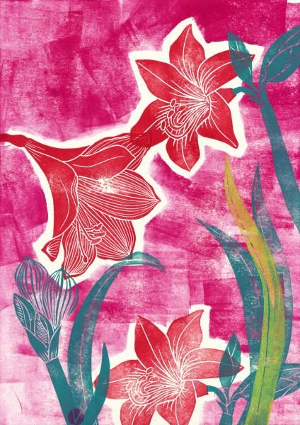Exotische Blumen – Nina Heinke & Verena Postweiler
