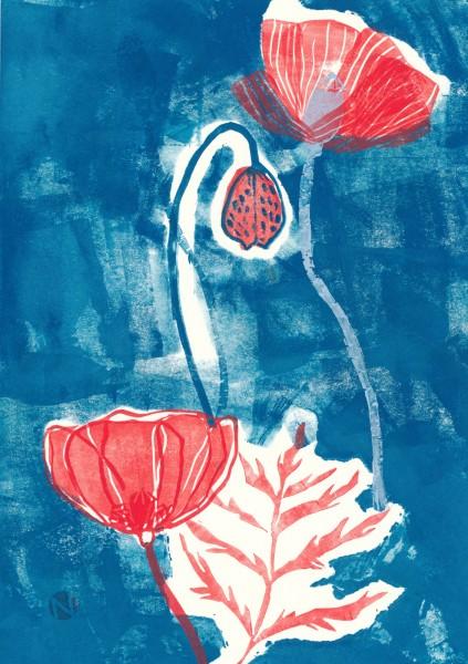 Wildblumen 1 - Nina Heinke & Verena Postweiler