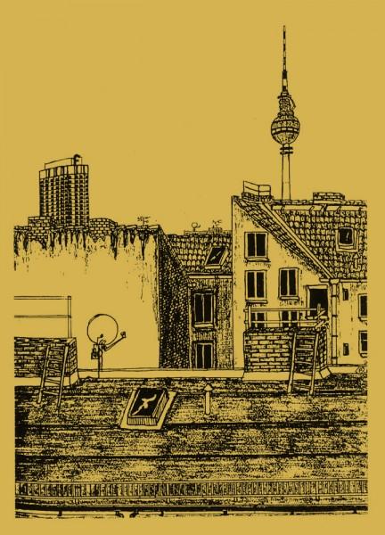 Dächer von Berlin - Frank Dudda