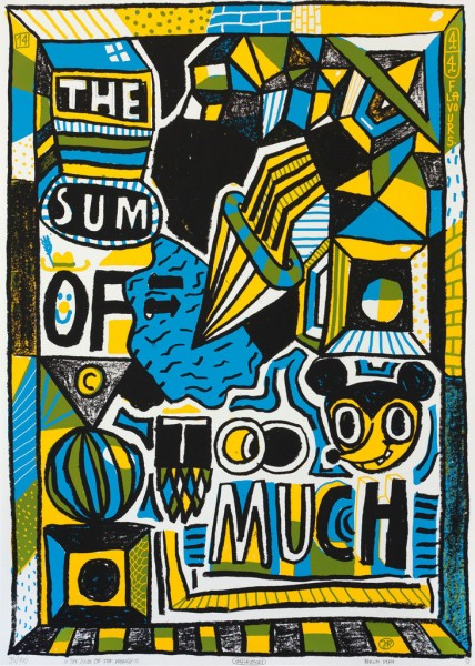 The Sum Of Too Much (44 Flavours)