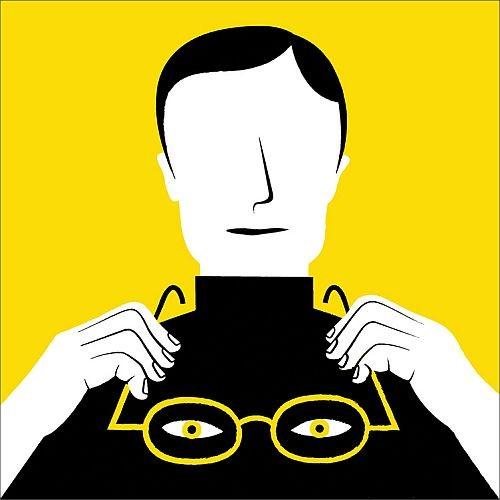 Doppelleben (Mann mit Brille)